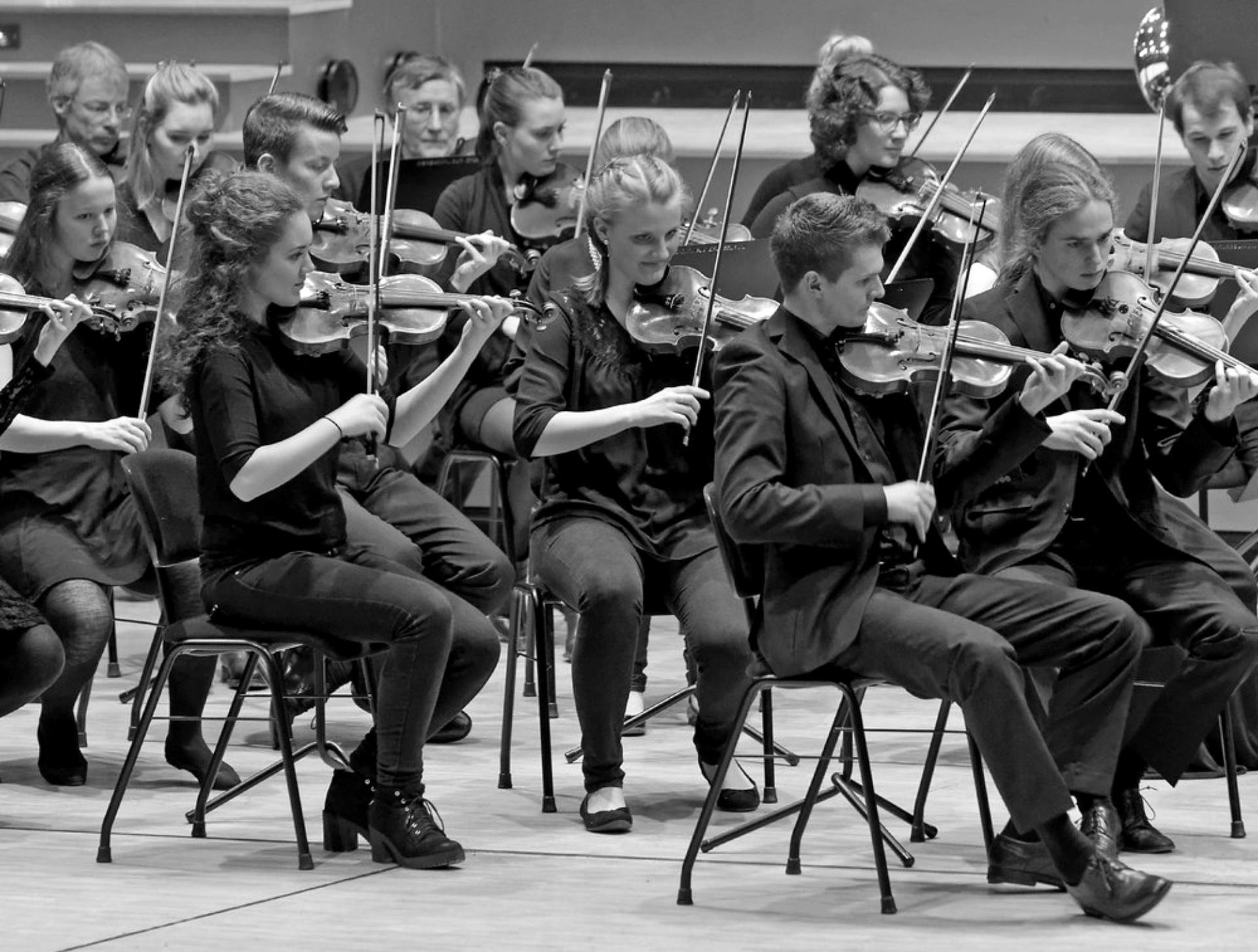 Uniorchester